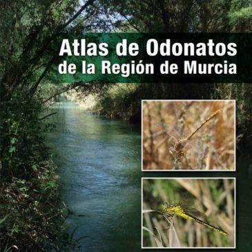 """""""Atlas de Odonatos de la Región de Murcia"""""""